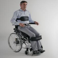 Invacare Action Vertic Ayağa Kaldıran Akülü Sandalye