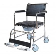 Poylin P401 Akor Banyo Ve Tuvalet Sandalyesi