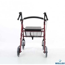 W948 Aluminyum Tekerlekli Walker