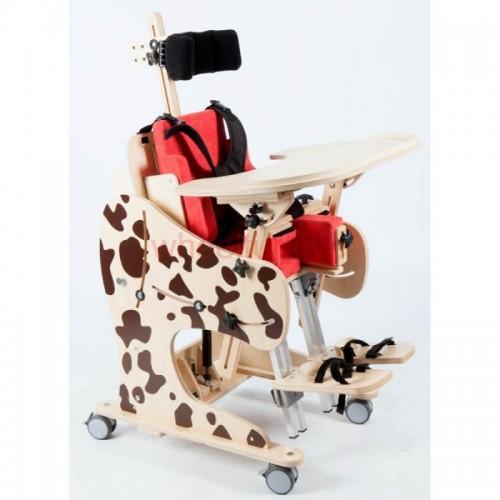 AKCESMED Dalmatian Ayağa Kaldıran Sandalye